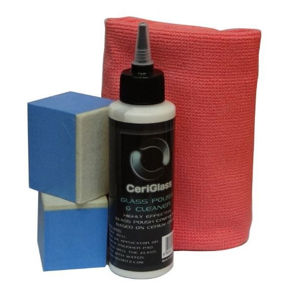 CarPro CeriGlass Glass Polish & Cleaner Kit 150ml